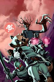 Annihilation Conquest - Starlord Vol 1 2 Textless