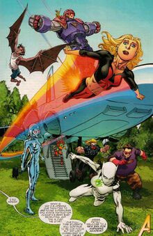 Avengers Academy (Earth-616) from Avengers Academy Vol 1 20 0001