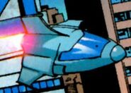 Quinjet from Punisher 2099 Vol 2 1 0001