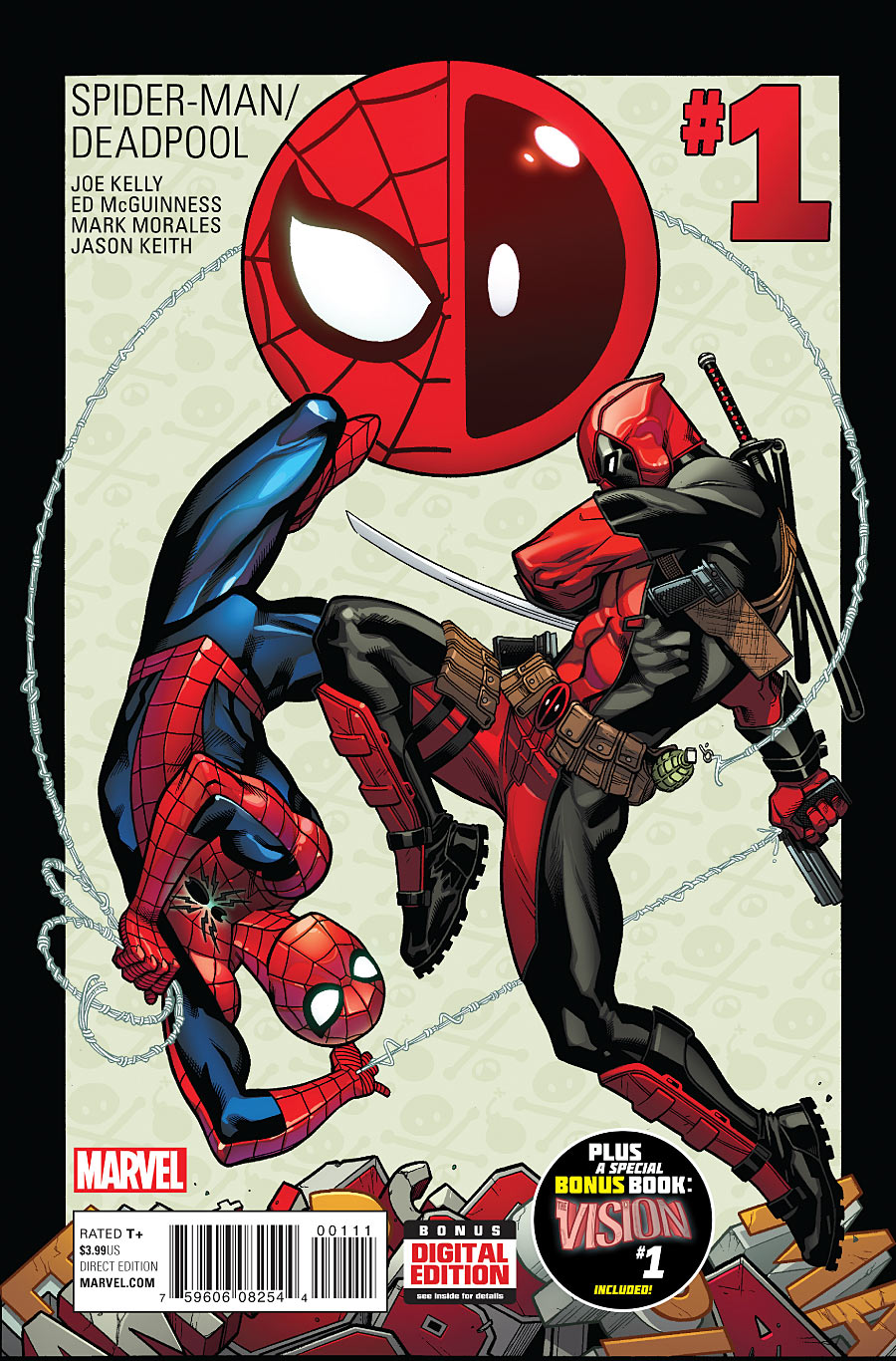 Spider-Man/Deadpool Vol 1 1 | Marvel Database | Fandom powered by ...