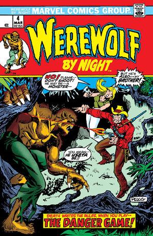 Werewolf by Night Vol 1 4
