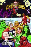 Contest of Champions Vol 1 4 Deadpool Variant