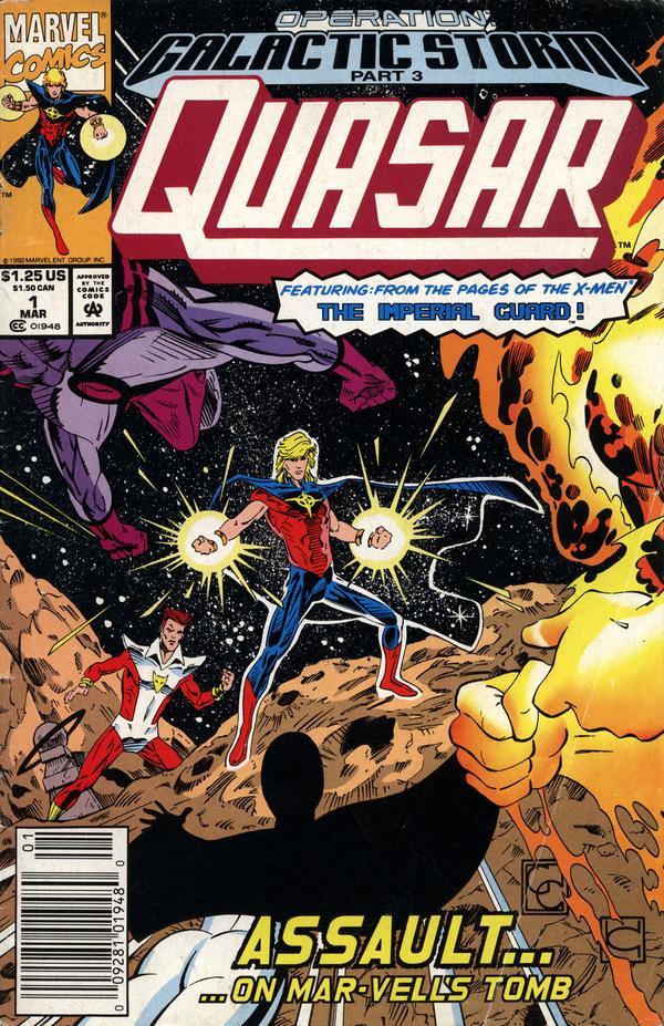 Quasar Book