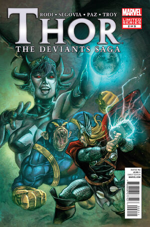 Thor The Deviants Saga Vol 1 2