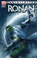 Annihilation Ronan Vol 1 1
