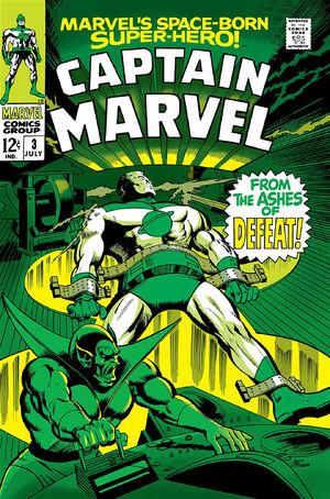 Captain Marvel Vol 1 3