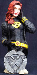 Jean Grey New X-men bust 002