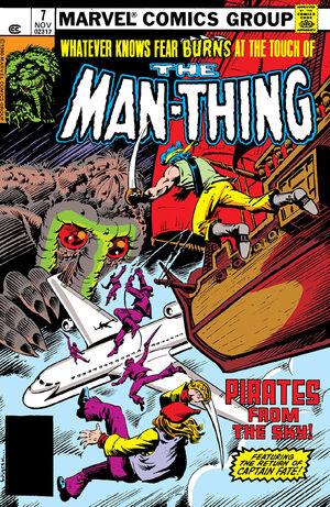 Man-Thing Vol 2 7