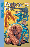 Marvel Age Fantastic Four Vol 1 1