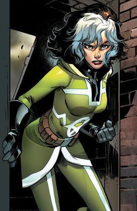 Rogue Anna Marie Earth616 Marvel Database Fandom