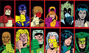 Serpent Society (Earth-616) from Captain America Vol 1 380 0001