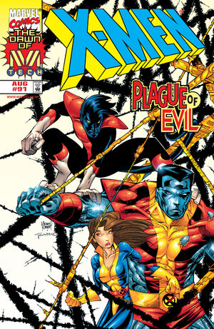 X-Men Vol 2 91