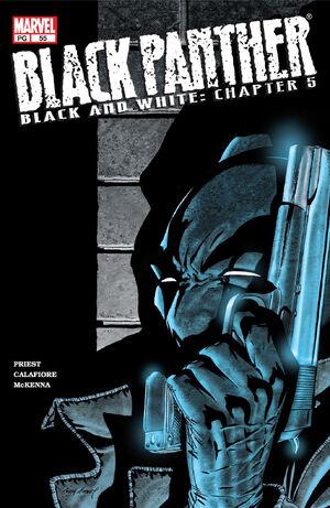 Black Panther Vol 3 55