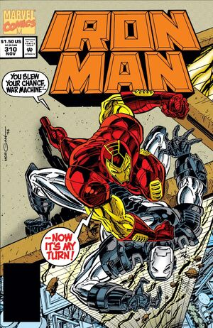 Iron Man Vol 1 310