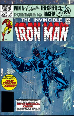 Iron Man Vol 1 152