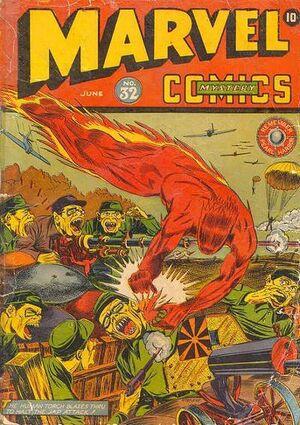 Marvel Mystery Comics Vol 1 32
