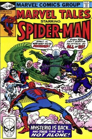 Marvel Tales Vol 2 118