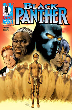 Black Panther Vol 3 5
