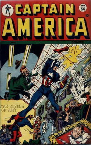 Captain America Comics Vol 1 56