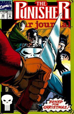 Punisher War Journal Vol 1 39