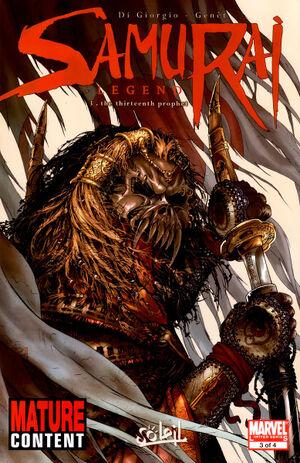 Samurai Legend Vol 1 3