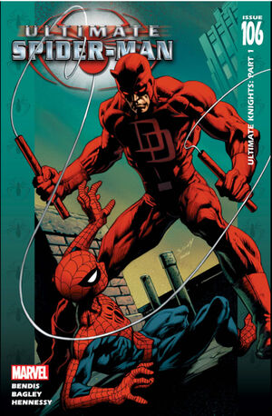 Ultimate Spider-Man Vol 1 106