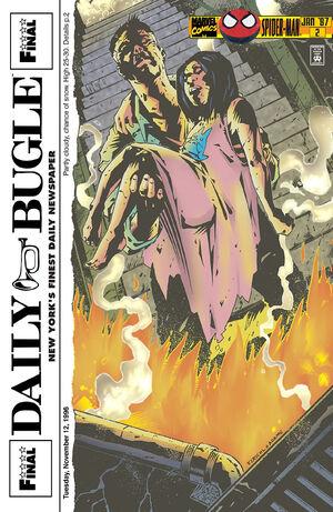Daily Bugle Vol 1 2