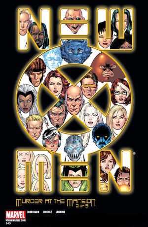 New X-Men Vol 1 140
