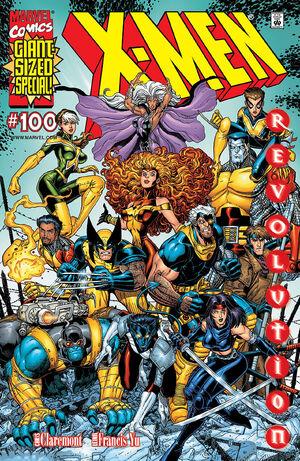 X-Men Vol 2 100