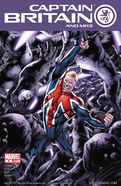 Captain Britain and MI-13 Vol 1 8