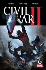 Civil War II Vol 1 6