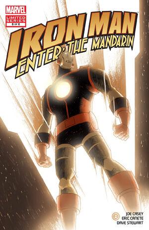 Iron Man Enter the Mandarin Vol 1 6