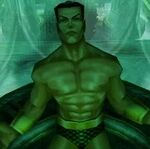 Namor McKenzie (Earth-6109) from Marvel Ultimate Alliance 001
