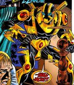 Skull-Jacket (Earth-616) from Spider-Man Unlimited Vol 1 11 0001