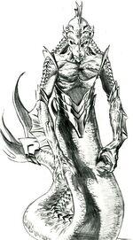 Triton (Earth-9997) Earth X Sketchbook Vol 1 1
