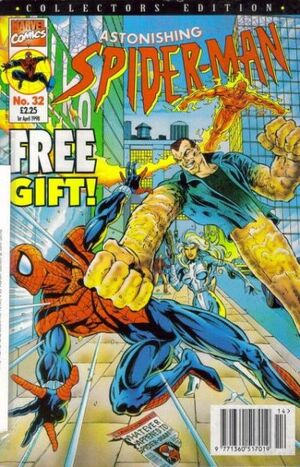 Astonishing Spider-Man Vol 1 32