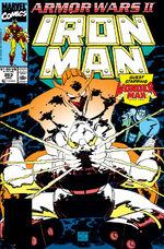 Iron Man Vol 1 263