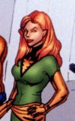 Phoenix Force (Earth-TRN425) Marvel Adventures Fantastic Four Vol 1 47