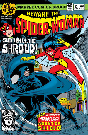 Spider-Woman Vol 1 13
