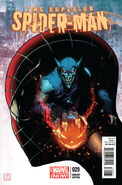 Superior Spider-Man Vol 1 29 Molina Variant