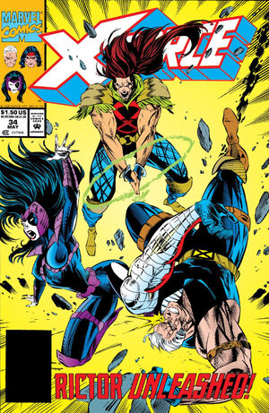 X-Force Vol 1 34
