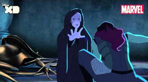 Guardians of The Galaxy Gamora Part 2 Official Disney XD UK