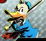 Howard the Duck (Earth-30847) from Marvel vs. Capcom 3 Fate of Two Worlds 0001