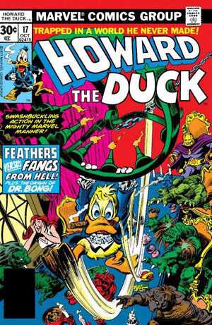 Howard the Duck Vol 1 17