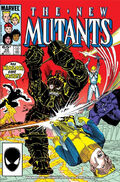 New Mutants Vol 1 33