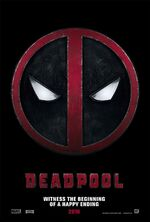 Deadpool (film) poster 001