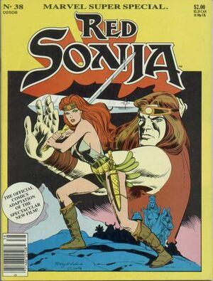Marvel Comics Super Special Vol 1 38