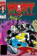 Mort the Dead Teenager Vol 1 1