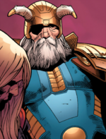 Odin Borson (Earth-13133) from Uncanny Avengers Vol 1 17 0002