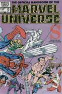 Official Handbook of the Marvel Universe Vol 1 10